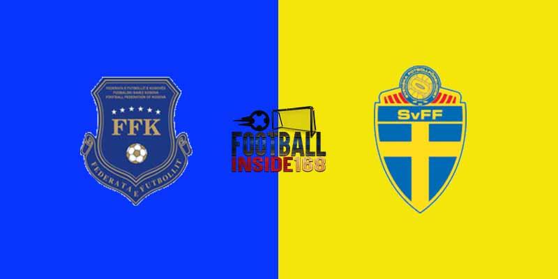 วิเคราะห์บอล โคโซโว VS สวีเดน รอบคัดเลือก โซนยุโรป