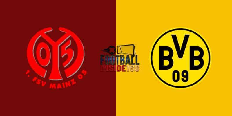 วิเคราะห์บอล ไมนซ์ VS โบรุสเซีย ดอร์ทมุนด์ บุนเดสลีก้า เยอรมัน